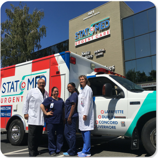Organize a mobile flu shot clinic with the STATMobile!