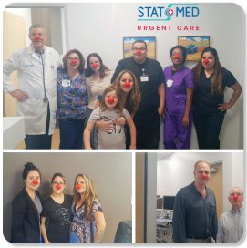 Pleasant Hill STAT MED Red Nose Day