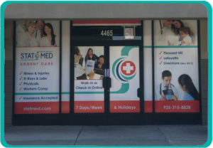 Coming Soon - Urgent Care in Livermore - STAT MED Urgent Care