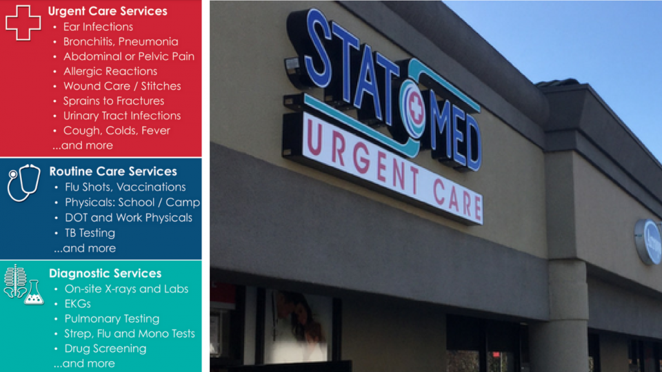 Walk-in Urgent Care - Livermore, CA