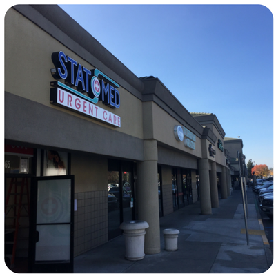 STAT MED Urgent Care - Livermore - 4465 First St., Livermore CA