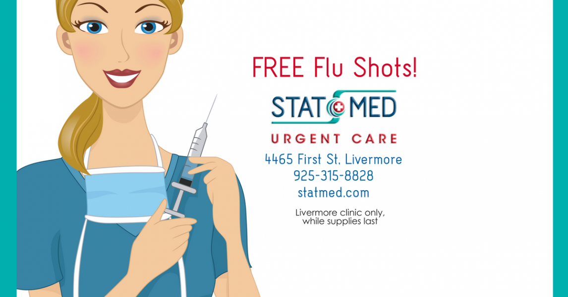 Free Flu Shots in Livermore, CA