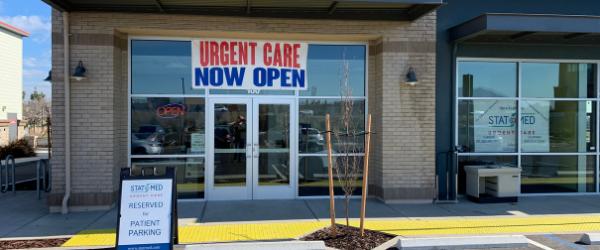 Urgent Care Brentwood California - Exterior | STAT MED